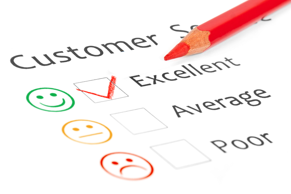 the most important words a customer can hear get the edge